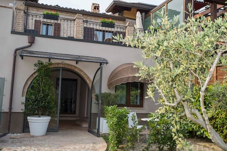Residenza Collina Riccione Cielo vista mare