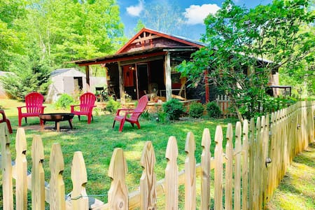 Deer Creek Wine Country Cabin Dahlonega