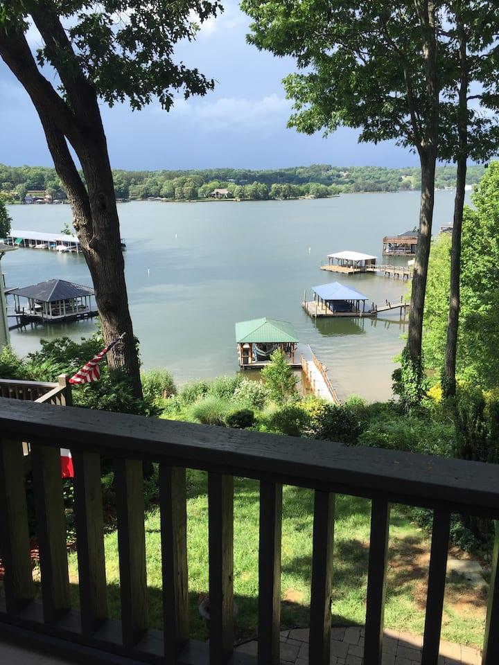 Lake Front Retreat & Water Sports