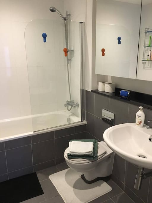 Own Ensuite bathroom that will only be used by you
