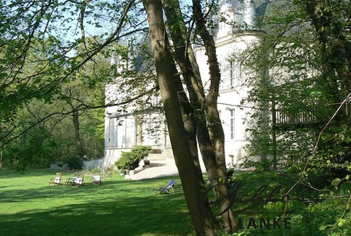 große FeWo im Schloss Lanke - Wandlitz