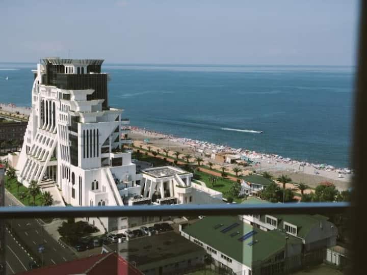 Silk Road Sea Towers Batumi Apart Hotel