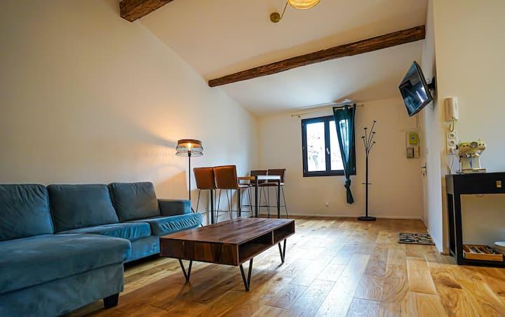 Magnifique appartement  -Cv19 safe clean solution