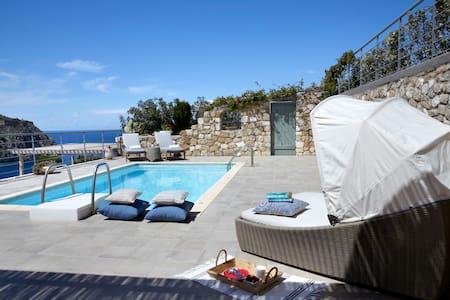 Villa Elea Luxury Villa Assos Kefalonia
