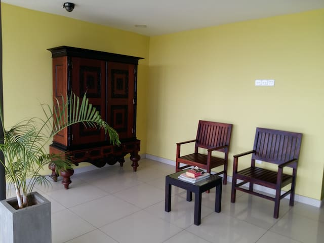 Mars Hotel Tangalle Family Room