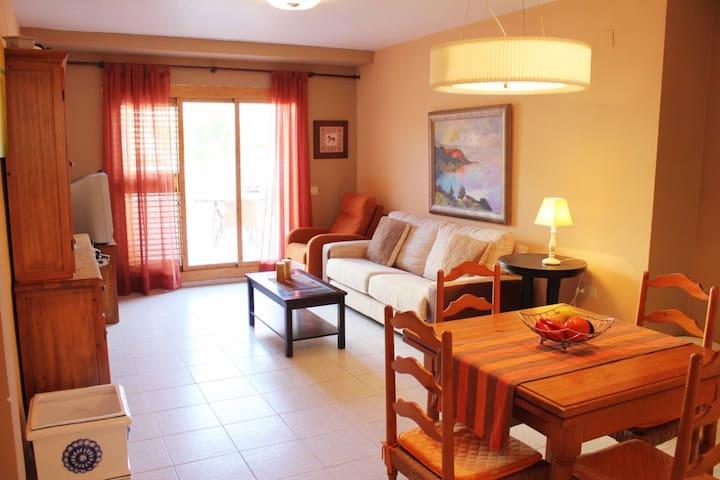 Excelente apartamento en el mar - Tavernes de la Valldigna - Apartment