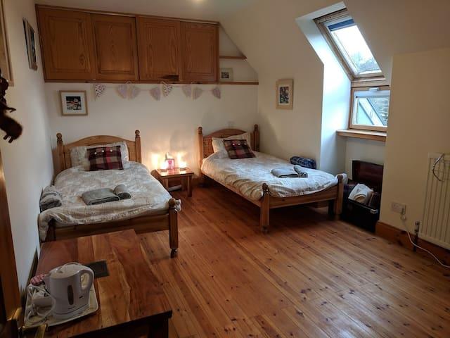 School House, Bernisdale, nr Portree, Skye -Room 3