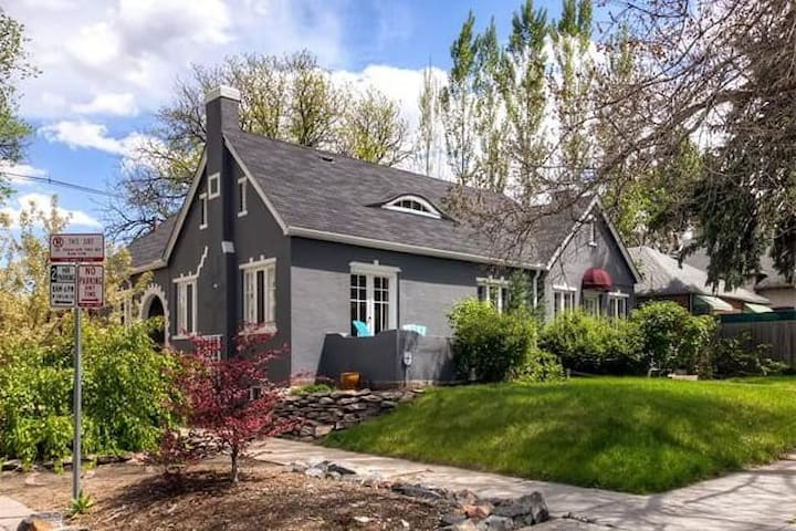 Perfect space! Perfect place! We just remodeled! - Denver - Schoonfamilie