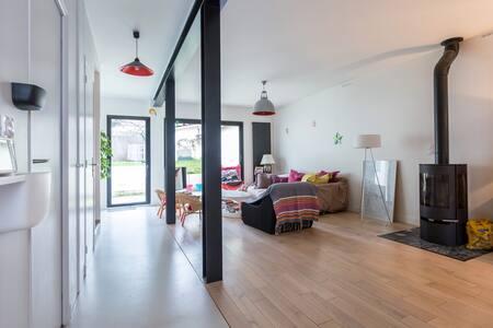 House style loft near of Paris (5 min of metro) - 蒙特勒伊 - 独立屋