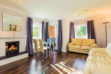 Modern Large 2 Bedroom Central Apt - Dundrum