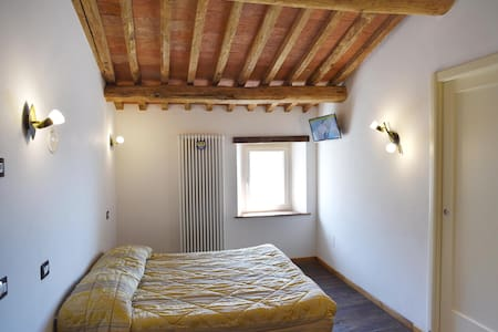 Masaccio Apartment_Prato All'Aia (private forest)