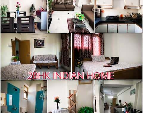 YOUR 2BHK AC FLAT, IN A SECURED GATED COMMUNITY