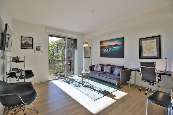 Urban Flat | Fully Inspected | Heart Of Silicon Valley