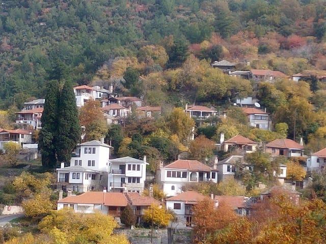 HOUSE RODIA,MEGALO KAZAVITI,THASSOS - Thasos - House