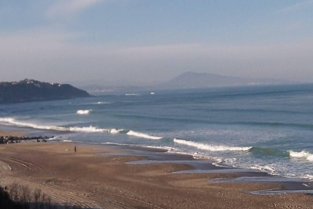 Proximité des plages