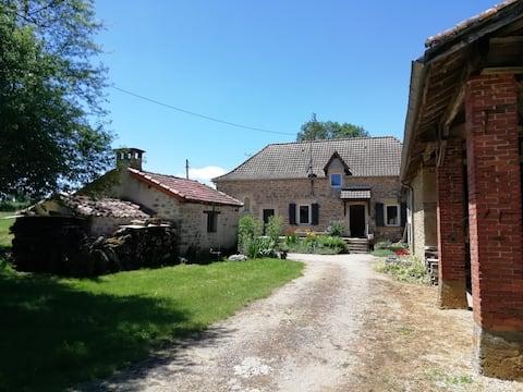 La maison de St Pey