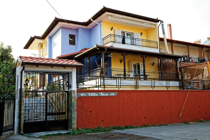Villa Tasa - Explore central Macedonia, Greece!