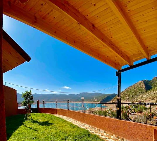 Superbe Maison à BIN ELOUIDANE pour vacances