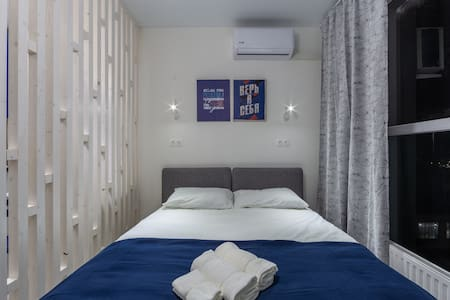 InHome24 Уютные апартаменты ЖК Акварели Балашиха