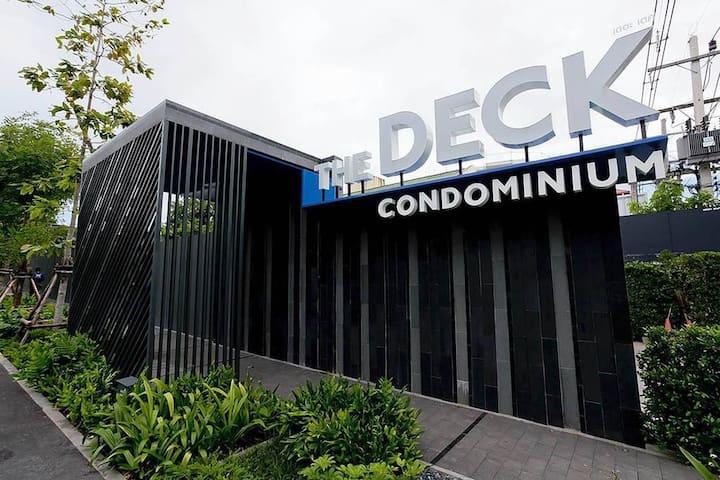 [Half Price Offer] Padong beach Stutio in Deck