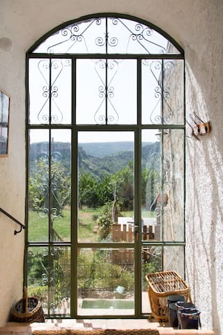 garden view of Civita di Bagnoregio - Lubriano - House
