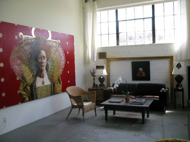 DTLA artist loft. Beautiful!
