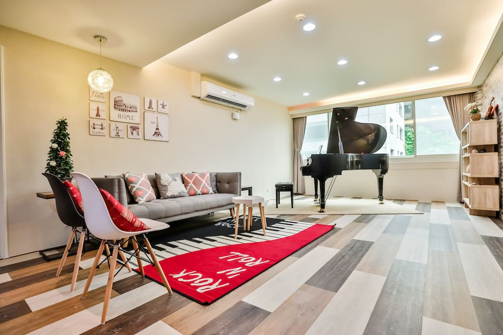 Taipei Music Guest House ~ Your Home Away From Home