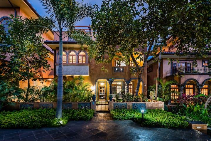 Luxury Playa Langosta 3 BR 4 Bath Villa Sleeps Six