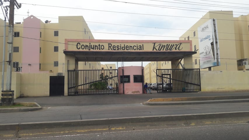 Maracaibo Resd Kimura a 15 min de donde quieras ir