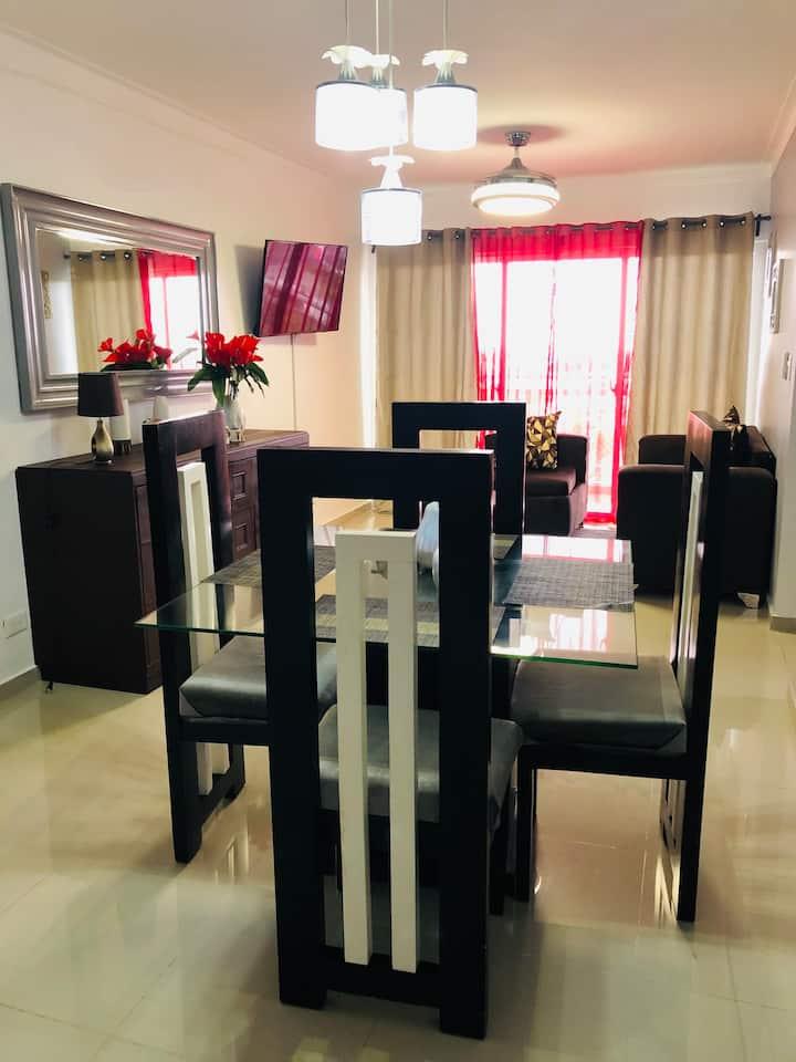 Moderno apartamento con picuzzi (A)