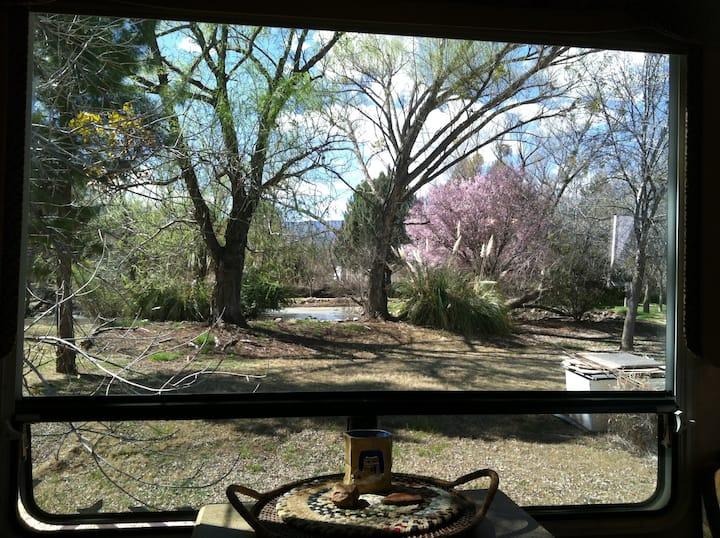 Old Town Cottonwood Garden Oasis 2