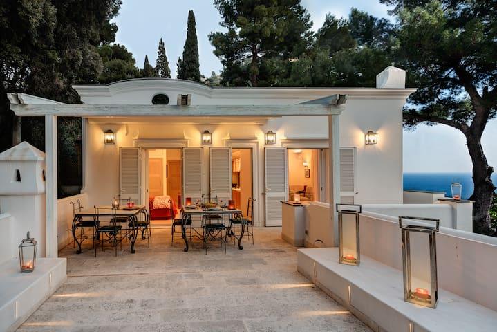Villa Bouganvillea - Luxury Capri Villa with Views - Capri - Villa