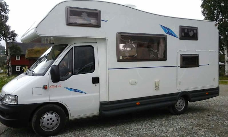 Motorhome, camper van for rent. Read all text. - Stranda - Camper/RV