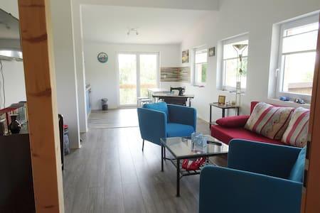 Wohnung im Grünen für bis zu 4 Personen