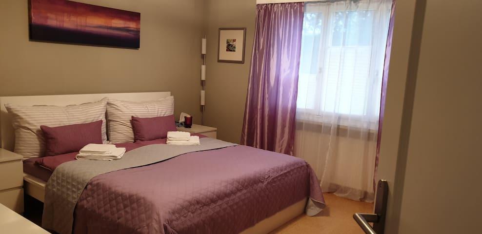 Doppel - Zimmer Süd im Gästehaus Olga
