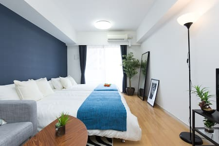 4min STA nr Asakusa&Ueno areas Easy access TV+WiFi - Daire