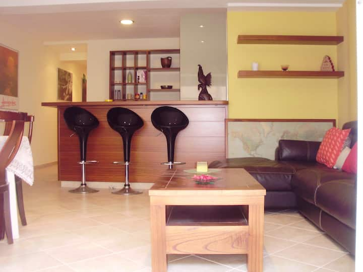 APARTM.A 50 M.PLAYA+PARKING (AIR CONDIT-IN OPTION)