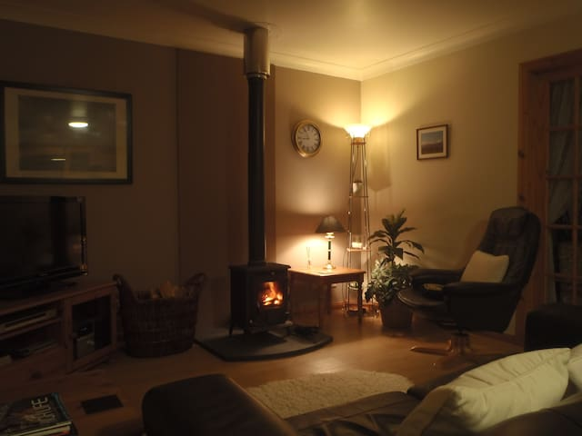 The Retreat @ Strathspey House - Aviemore - Wohnung