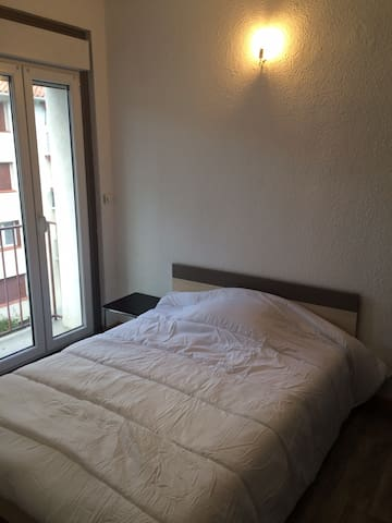 appartement T2 Amélie les bains cure thermales - Amélie-les-Bains-Palalda - อพาร์ทเมนท์