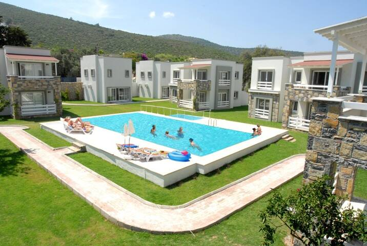 Torba View 2+1 Residence - Bodrum - Apartment