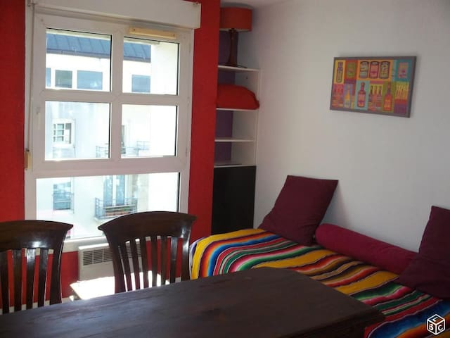 Shared apartment in Paris - Paris - Leilighet