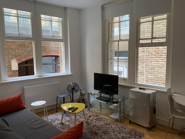 City 1 Bed by St Pauls & short walk to west end