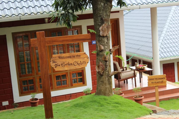 Tea Garden Chalets. Holiday Homes . Chalet 1.