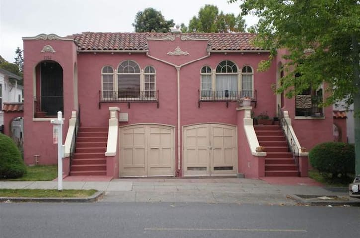 The Pink Palace: A Beautiful Craftsman