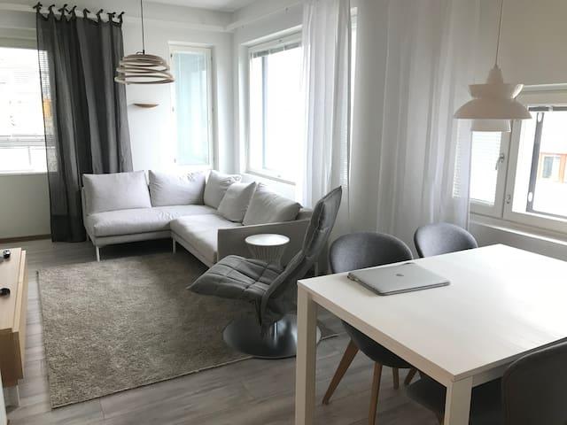 The Very Special Arctic Apartment Rovaniemi