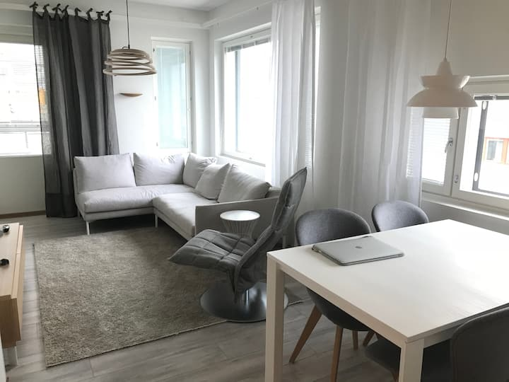 The Very Special Arctic Apartment Rovaniemi