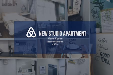 New Studio Apt, Hoan Kiem, near old quarter #0401#