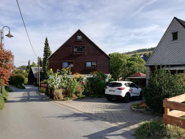 Gemütliche Ferienwohnung am Pöhlbach