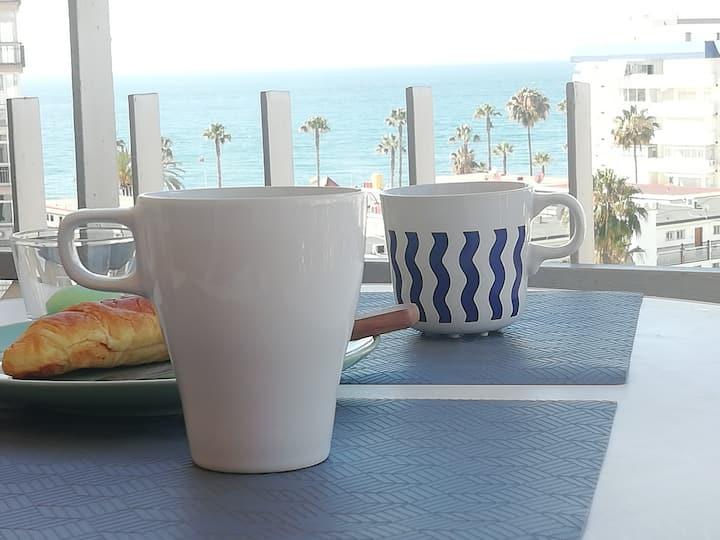 Estudio playa y piscina Maite-3