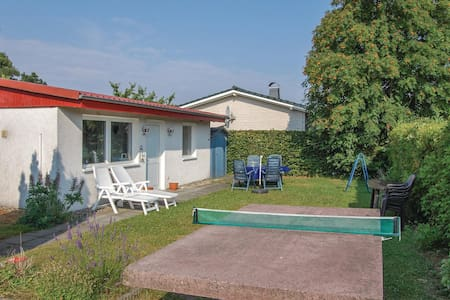 Holiday cottage with 2 bedrooms on 50m² in Hohen Wieschendorf